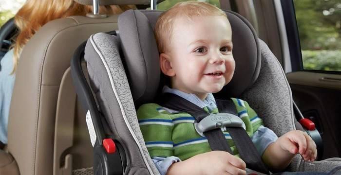 silla de coche para bebé
