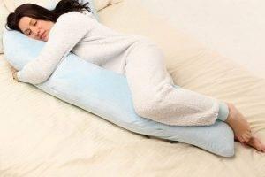 Almohada embarazada cuerpo entero
