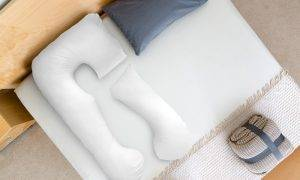 almohada embarazada grande