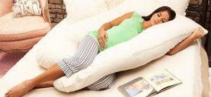 Como elegir una almohada para el embarazo gu a de compra - Almohadas para embarazo ...