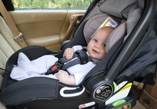 la mejor silla de coche para bebé