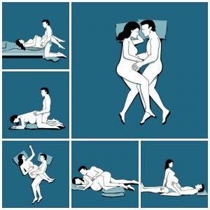 posturas sexo durante embarazo