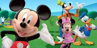 Mejores juguetes Mickey Mouse