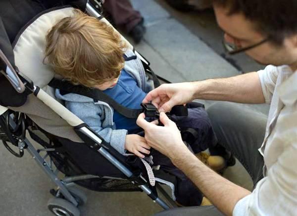 sillas de bebe seguridad