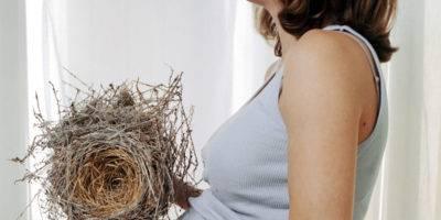 síndrome del nido embarazada