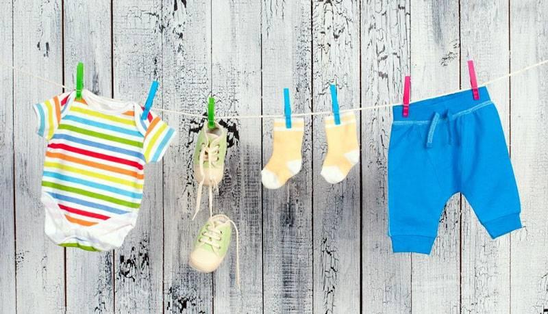 lavar ropa de bebé
