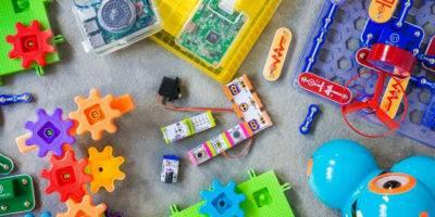 Juguetes stem entretenimiento y aprendizaje bebes