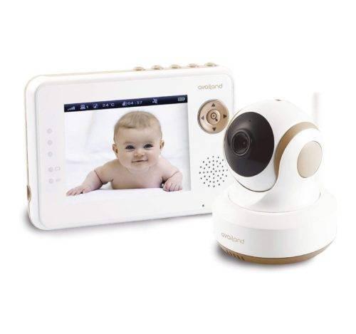 Vigilabebés con seguimiento automático del bebé