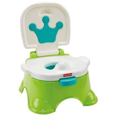Orinal para bebé de 3 en 1 de Fisher-Price Mattel DLT00