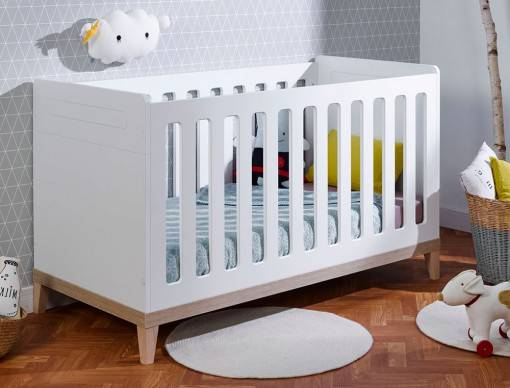 como elegir la mejor cuna de bebé