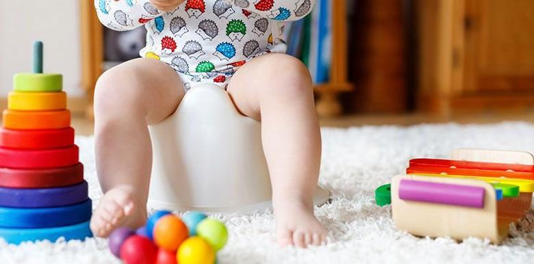 ¿A que edad quitar pañales niños?